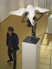 Amsterdam 27-3-19 (Luc Deuling) Tags: amsterdam 27319 hermitage de schatkamer jan fabre zotheid staand op dood