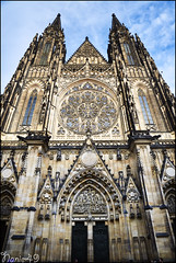 Eglise, Prague. (nanie49) Tags: prague praha europe europa tchéquie républiquetchèque nanie49 nikon d750 polarisant eglise iglesia church