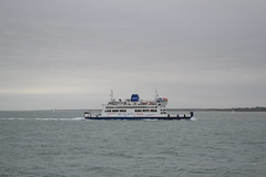 Wightlink (Will Swain) Tags: 12th october 2018 isle wight wightlink ferry boat mainland main land portsmouth ryde pier head train trains rail railway railways transport travel uk britain vehicle vehicles england english europe