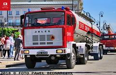 531[M]39 - GCBM 18/16 Jelcz 417/Metalchem - JRG Nowy Dwór Mazowiecki (Pawel Bednarczyk) Tags: 531m39 gcbm jelcz 417 metalchem jrg nowy dwór mazowiecki 531m cysterna wsl wsl620a wsl9200 czarne blachy tanker warszawa defilada mazowsze mazowieckie pompiers firebrigade firedepartment feuerwehr warsaw jzs fire fireengine firetruck firebrgade firedeparment truck cn wnd