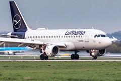 D-AILW Lufthansa Airbus A319-114 (buchroeder.paul) Tags: eddl dus dusseldorf international airport germany europe ground dusk dailw lufthansa airbus a319114