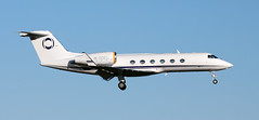 M-ODEL (PrestwickAirportPhotography) Tags: egpk prestwick airport gulfstream 450 model