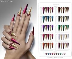 Vanity | February 5th (Kah Melody | ASCENDANT) Tags: vanity ascendant bento nails maitreya slink belleza