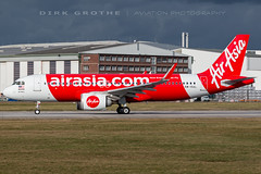 AirAsia_A320N_9M-RAL_20190209_XFW (Dirk Grothe | Aviation Photography) Tags: air asia a320 neo 9mral xfw delivery