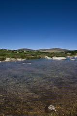 Azur (Denis Vandewalle) Tags: landsape paysage lozère cévennes river rivière sky ciel blue