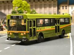 Dublin Bus KC Class (KC2 ASI 2) (KDBOMBARDIER) Tags: cumminsengine summerhillgarage bombardier busathacliath asi2 kc2 dublinbus