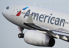 N283AY - American Airlines A330-200 (✈ Adam_Ryan ✈) Tags: dub eidw dublinairport 2019 dublinairport2019 canon 6d 100400liiisusm 100400 photography aviation ireland dublinireland plane takeoff flight airbus boeing airline photo upclose spring february n283ay americanairlines a330 a330200 americanairlinesnewlivery philadelphia american usa unitedstates
