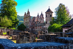 Germany - Hirsau - Kloster Hirsau (andrei.leontev) Tags: kloster hirsau badenwürttemberg schwarzwald forêtnoire blackforest germany allemagne deutschland abbey
