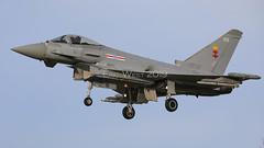 ZK335/335 TYPHOON 41sqn RAF (MANX NORTON) Tags: raf coningsby egxc tornado hawk tucano qra typhoon eurofighter a400 atlas f35 lightning