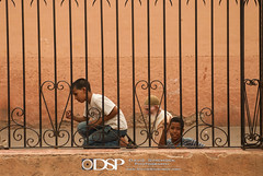 Marrakech, Morocco (David Simchock Photography) Tags: 2006 africa davidsimchock davidsimchockphotography dijoncreativesolutions djemaaelfna marrakech marrakesh morocco nikon pai vagabondvistas children clientequatorialtravel fence image kids photo photograph photography plaza travel travelphotography