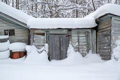 _ROS3542-Edit.jpg (Roshine Photography) Tags: winter environmental architecture buildingsandstructures yukonquest dawsoncity yukonterritory snow yukon canada ca