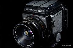 Mamiya Medium Format (Moe Asrar Canada) Tags: product moeasrar alfaphotography winnipeg manitoba camera mamiya mediumformat filmcamera