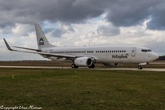 AirExplore OM-GEX (U. Heinze) Tags: aircraft airlines airways airplane planespotting plane flugzeug haj hannoverlangenhagenairporthaj eddv nikon d610