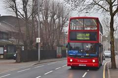 Stagecoach London 18270 LX05BWC - Chingford (KA Transport Photography) Tags: stagecoach london 18270 lx05bwc chingford