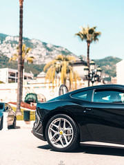 Summer Mood (Mattia Manzini Photography) Tags: ferrari f12 berlinetta f12berlinetta supercar supercars cars car carspotting nikon d750 v12 black automotive automobili auto automobile monaco montecarlo summer