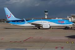 TuiFly Belgium / B738Max / OO-MAX / EBBR (_Wouter Cooremans) Tags: brusselsairport bru ebbr zaventem spotting spotter avgeek aviation airplanespotting tuifly belgium b738max oomax b738 b738m max