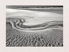 Strukturen am Strand (gatierf) Tags: bwcollection bw schwarzweiss indischerozean salalah oman dhofar