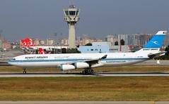 9K-AND (Ken Meegan) Tags: 9kand airbusa340313 104 kuwaitairways istanbul ataturk 272017 airbusa340 airbusa340300 airbus a340313 a340300 a340