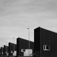Bridge. (monikakuchno) Tags: bianconero noir noiretblanc symetry lines schwarzundweiss architecture geometry abstract bridge biancoenero blackandwhite bnw