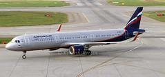 VP-BFK (Ken Meegan) Tags: vpbfk airbusa321211sl 7667 aeroflot moscow sheremetyevo 1382017 aeroflotrussianairlines airbusa321 airbus a321211sl a321