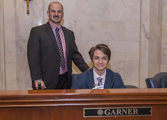 3-20-19 Zachary Gwinn page for Sen Trent Garner (Arkansas Secretary of State) Tags: 32019 zachary gwinn page for sen trent garner