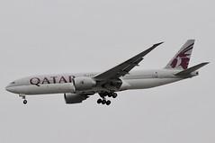 A7-BBB (LIAM J McMANUS - Manchester Airport Photostream) Tags: a7bbb qatarairways qr qtr qatar qatari boeing b777 b772 772 b77l 77l boeing777 boeing777200 boeing777200lr manchester man egcc