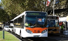 Dineen Group #158 (damoN475photos) Tags: dineen group 158 bs00eo volgren perth cr225l metro train replacement mercedes benz o405nh art centre 2019
