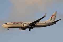 CN-RGE (LIAM J McMANUS - Manchester Airport Photostream) Tags: cnrge royalairmaroc ram at marocair boeing b737 b738 738 b73h 73h boeing737 boeing737800 egcc manchester man