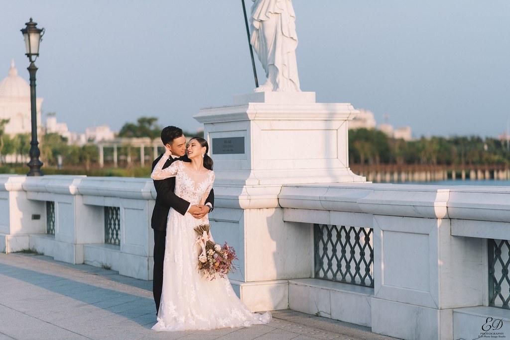 [自助婚紗] Zake&Yang|奇美博物館