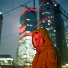 Child of megapolis (belousovph) Tags: portra400 mediumformat analog film portra kodak 120 zenzanon bronica light russia atmospheric sky square classic colour zenzanon80mm28