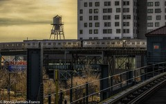 N TRAIN COMING AROUND THE BEND--_2019-01-27 ELEVATED N LINE ASTORIA_D85_3016- (Bonnie Forman-Franco) Tags: subwaytrainstation subwayphotography astoria queens newyorkcity subwaytrackrepaircars subway nsubwayline traintracks transportation nycarchitecture nycbuilding nycconstruction trains trainphotography photoladybon streetphotography subwayplatforms aurorahdr2019 hdr nikcollection nikon nikonphotography nikond850 nikon28300 transportationlife