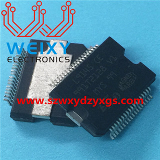 L9145 CE Commonly used vulnerable driver chip for Fiat ECU