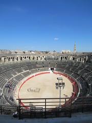 IMG_5806 (Damien Marcellin Tournay) Tags: amphitheatrumromanum amphithéâtre amphithéâtreromain nîmes gard france romains romans gladiators gladiateurs gaulenarbonnaise