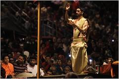 India Travel Photography: Aarti Ceremony, Nada Sadhus & burning Ghats at Varanasi 2019 Benares.016 by Hans Hendriksen (Travel Photography - Reisfotografie) Tags: india travel photography uttar pradesh north noord crowd reisfotografie reisfoto varanasi cremation ghat ghats benares banāras kashi kasi 2019 bad baden bath snan bathing people planet naked naakt naga sadhu saddhu baba nackt hindu hindus hindoe hindoes ganga gangus ganges river rivier march holy heilig sacred ceremony ceremonie religion religie nude dahues babas pelgrims pilgrimage pilgrims bedevaart menigte hindúes sagrado río aarti fire vuurceremonie burning manikarni manikarnika dead reincarnation reincarnatie afterlife
