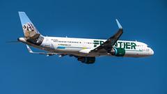Frontier Airlines N708FR plb20-06731 (andreas_muhl) Tags: a321 frontier klas las lasvegas n708fr november2018 vegas aircraft airplane aviation planespotter planespotting