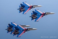 Russian Knights Su-30SM (Matthisphotography) Tags: russia russian thrust vectoring sukhoi su30 su30sm flanker flankers lima lima19 langkawi international malaysia maritime malaysian exhibition aerospace aviation avion aviationgeek aviationlover sky aircraft airplane airshow air airshowstuff force forces jet engines engine airport fly flying