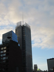 2018 December Christmas Morning Clouds Holiday 8441 (Brechtbug) Tags: 2018 december christmas morning light few moments later virtual clock tower from hells kitchen clinton near times square broadway nyc 12252018 new york city midtown manhattan winter holiday weather building breezy cloud hell s nemo southern view tuesday