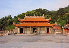 Matsu Nangan Heavenly Empress Palace (rvandermaar) Tags: matsu nangan heavenly empress palace taiwan mazu island lienchiang