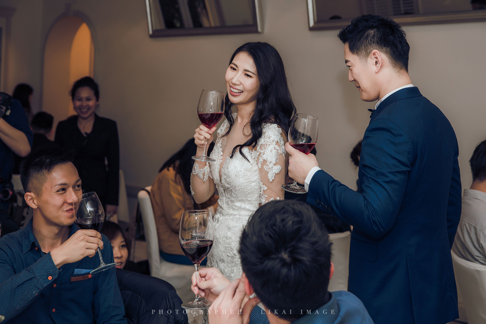 婚禮紀錄 - 依伶 & 奕偉 - 家樂利小酒館