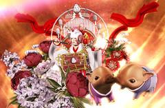 New year 2019!! (Kagemaru McMahon) Tags: newyear japonica katat0nik schadenfreude japan kimono