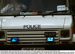 Speeding Police Carrier 1 (hoffman) Tags: blues car crime driving emergency enforcement fast horizontal hurry law outdoors police policing response road rushing speeding speedy street traffic transport travelling van vehicle davidhoffman wwwhoffmanphotoscom london uk