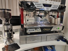 "2019 IMM Internationale Möbel Messe Köln. Standcaterig und Kaffee Catering https://koeln-catering-service.de/event-catering/messe/ • <a style=""font-size:0.8em;"" href=""http://www.flickr.com/photos/69233503@N08/33094193558/"" target=""_blank"">View on Flickr</a>"