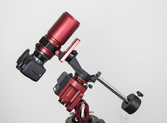 William Optics RedCat 51 (AstroBackyard) Tags: astronomy astrophotography redcat 51 william optics telescope refractor petzval apo