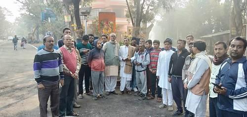 Vivekanada jyanti by our Swami V. S,Bharati