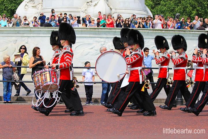 白金漢宮Buckingham Palace-27