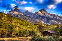 Grand Tetons National Park, Wyoming (rocinante11) Tags: nationalpark grandtetons wyoming unitedstates film slidefilm