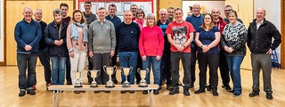 Our Trophy Haul from the scaba 2019 Spring Contest