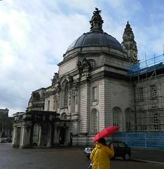 Cardiff (menchuela) Tags: cardiff march city menchuela building street
