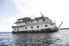 unidade de saúde fluvial. foto marinho ramos.semcom6