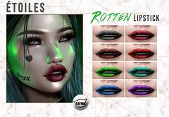 .Etoiles. Rotten Lipstick Vendor (Étoiles) Tags: